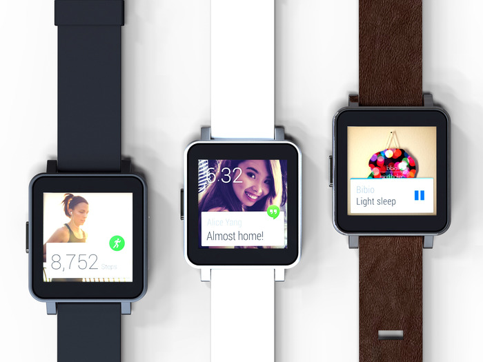 Com 1 Smartwatch auf Indiegogo